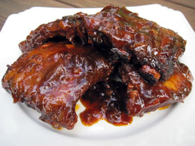 Asian-Style Baby Back Ribs | Dutch Oven Recipe