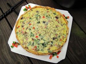Dutch Oven Frittata photo