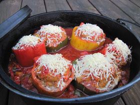 Photo of Stuffed Peppers