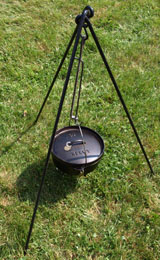 The Weather Dutch Oven